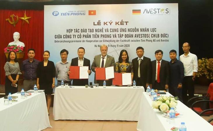 Zusammenarbeit zwischen Vietnam und Deutschland in Ausbildung und Berufsbildung - ảnh 1