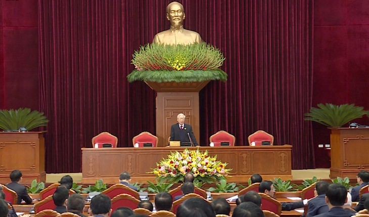 Das KPV-Zentralkomitee der 13. Amtsperiode tagt zum ersten Mal - ảnh 1