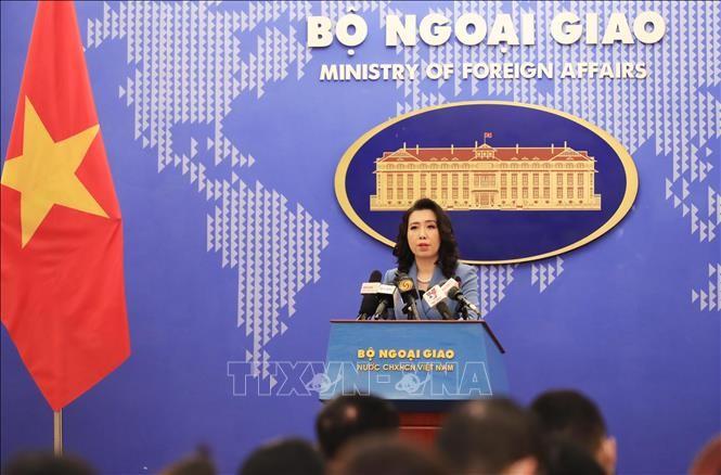 Vietnam gibt Meinungen zu Hinweisen für Nationale Sicherheitsstrategie der USA - ảnh 1