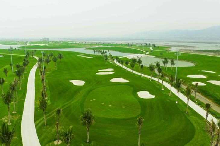 Quang Ninh hat noch einen weiteren Golfplatz mit internationalem Standard - ảnh 1
