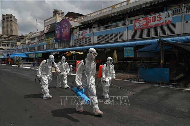Cộng đồng tôn giáo Thành phố Hồ Chí Minh quyên góp ủng hộ Campuchia và Lào phòng, chống dịch COVID-19 - ảnh 1