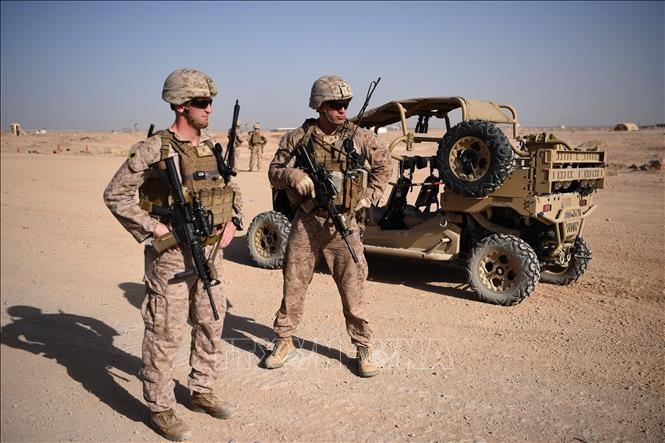 USA ziehen ihre Truppen aus Afghanistan vollständig zurück - ảnh 1