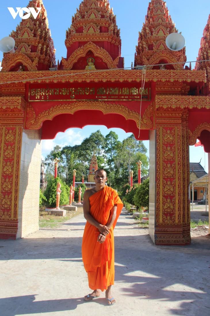 Soc Trang: Erhaltung historischer Werte der Nam Tong-Pagoden der Khmer - ảnh 2