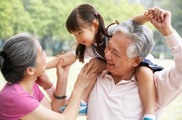Tag für vietnamesische Senioren: die Schönheit der Alten - ảnh 3