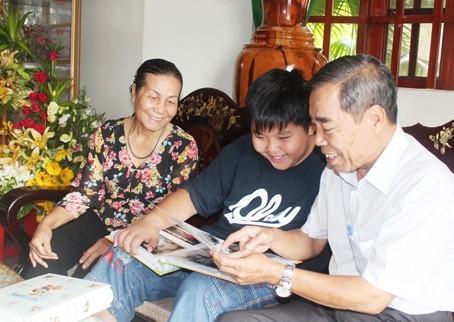 Tag für vietnamesische Senioren: die Schönheit der Alten - ảnh 4