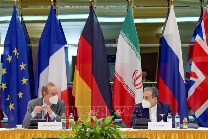 Iran und Großmächte beginnen die 6. Verhandlungsrunde - ảnh 1
