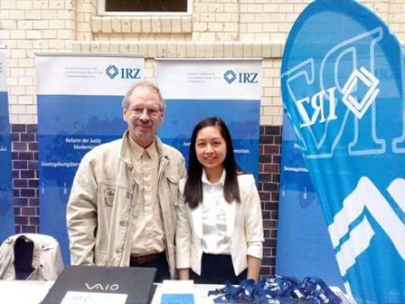 Interview mit Wolfgang Bork – Vorstandsmitglied der Vietnamesisch-Deutschen Brücke e.V. - ảnh 1
