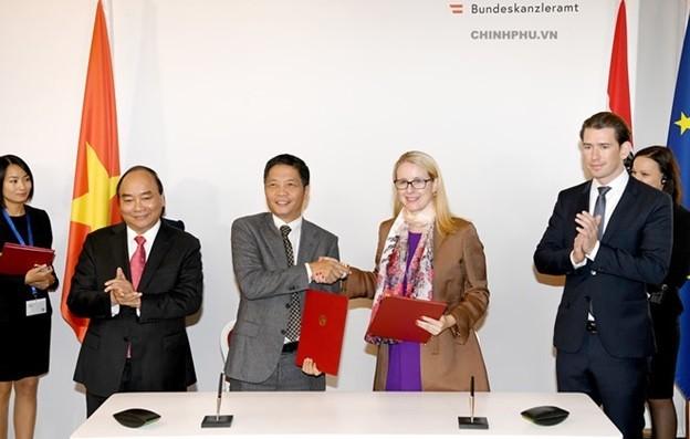 Die Beziehungen Österreich-Vietnam: Aussichtsreiche Zusammenarbeit im Bereich Wirtschaft und Umwelt - ảnh 1