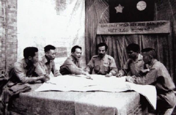 Generalsekretär Vo Nguyen Giap und die historischen Meilensteine - ảnh 10