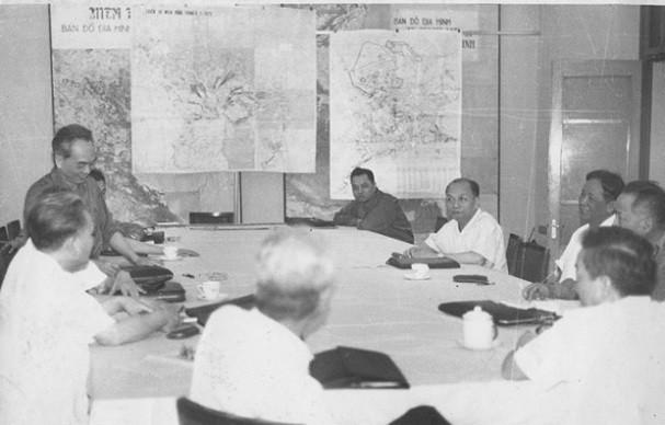Generalsekretär Vo Nguyen Giap und die historischen Meilensteine - ảnh 20