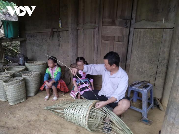 """""""Lu co"""", ein Artikel im Leben der Mong in der Provinz Son La - ảnh 1"""