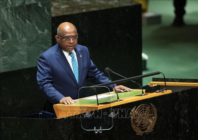 Globale Herausforderungen können nur durch multilaterale Zusammenarbeit gelöst werden - ảnh 1