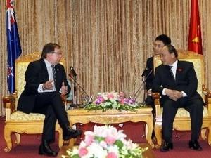 Memperkuat hubungan Vietnam- Selandia Baru - ảnh 1