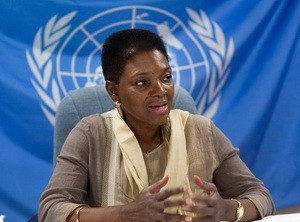 Wakil Sekjen PBB urusan masalah kemanusiaan berkunjung ke Myanmar - ảnh 1