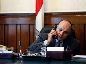 Jaksa Agung Mesir menarik kembali surat pengunduran diri - ảnh 1