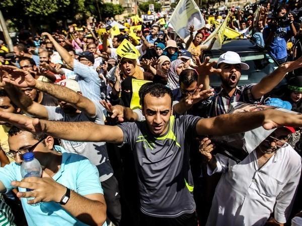 Mesir: Ketegangan bereskalasi  - ảnh 1