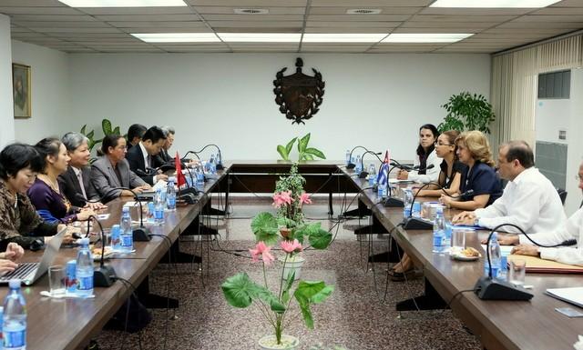 Vietnam dan Kuba mendorong kerjasama hukum - ảnh 1