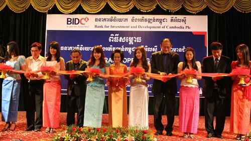 Bank Vietnam memperluas aktivitas di Kamboja - ảnh 1