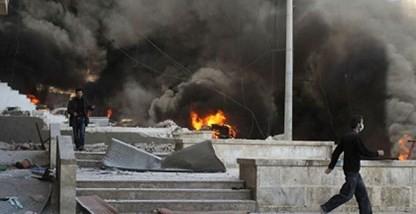 Suriah: Baku tembak berlangsung secara sengit di kota Aleppo, sehingga menewaskan 90 orang - ảnh 1