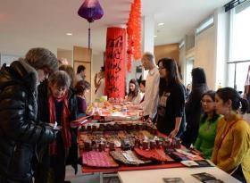 Diaspora Vietnam di Perancis menyambut Musim Semi - ảnh 1