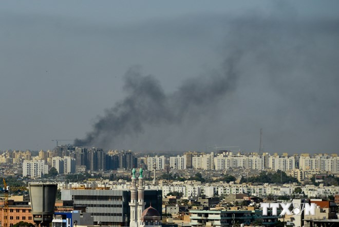 Vietnam memantau ketat situasi warga negara Vietnam di Libia - ảnh 1