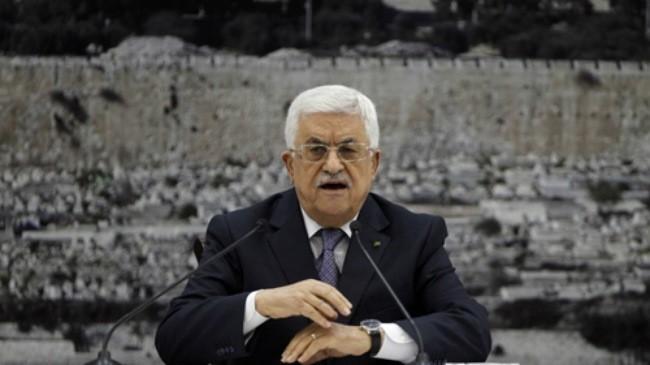 Palestina memperingatkan akan mungkin menghentikan persekutuan dengan Hamas - ảnh 1