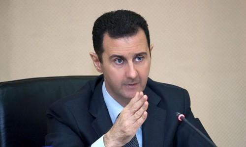 Presiden Suriah mendukung upaya internasional dalam anti terorisme - ảnh 1