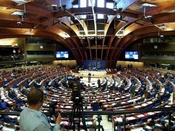 Dewan Parlemen Eropa memperpanjang sanksi terhadap perutusan Rusia - ảnh 1