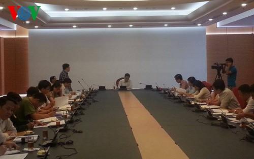 Komisi Ambudsman rakyat MN Vietnam menggelarkan rencana koordinasi menerima kedatangan warga untuk untuk mengabdi Persidangan ke-9, MN angkatan ke-13  - ảnh 1