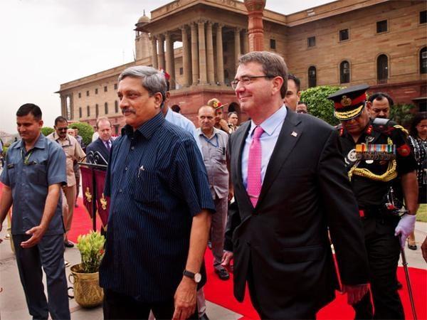 India dan AS memperpanjang permufakatan kerangka tentang kerjasama pertahanan - ảnh 1