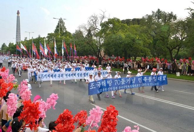 Mendorong hubungan persahabatan tradisional Vietnam-RDR Korea - ảnh 1