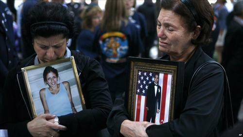 AS memperingati ultah ke-14 terjadinya serangan teror 11 September - ảnh 1