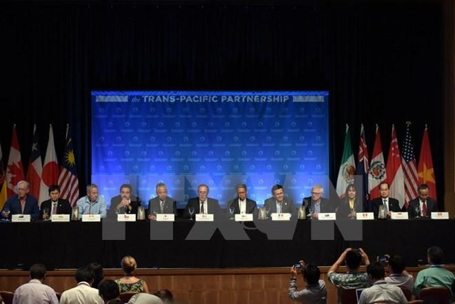 Pembukaan Konferensi Menteri negara-negara peserta perundingan TPP di AS - ảnh 1
