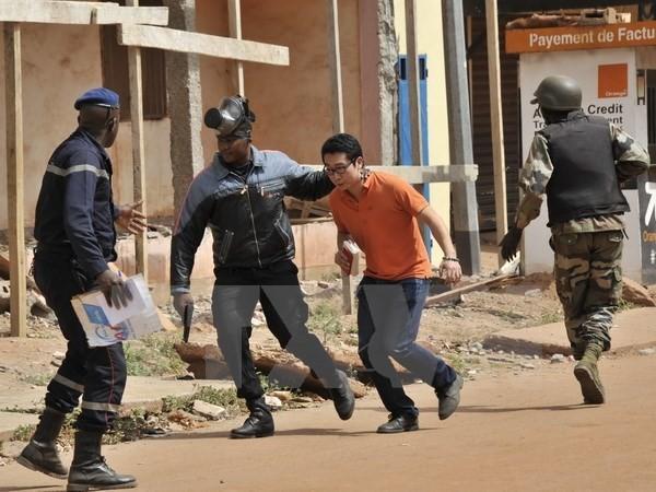 Presiden Mali mengimbau supaya meningkatkan kewaspadaan terhadap terorisme - ảnh 1