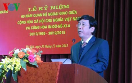 Memperketat solidaritas persahabatan Vietnam-Indonesia - ảnh 1
