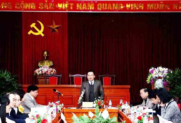 Memeriksa pekerjaan persiapan pemilihan anggota MN Vietnam angkatan ke-14 dan anggota Dewan Rakyat berbagai tingkat masa bakti 2016-2021 di daerah-daerah - ảnh 1
