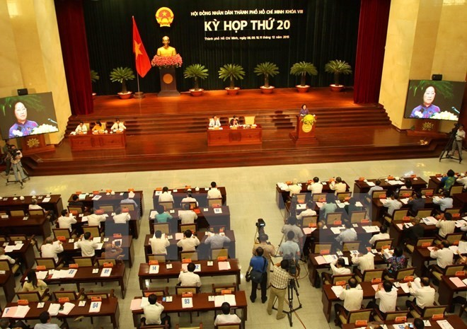 Dewan Rakyat kota Ho Chi Minh terus melakukan pembaruan, meningkatkan kualitas aktivitas - ảnh 1