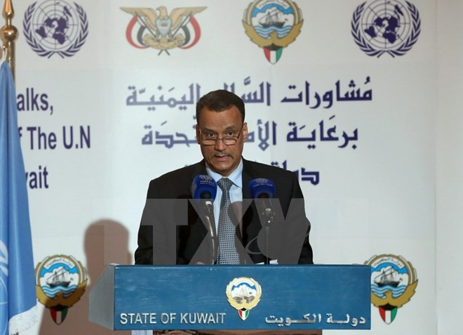 Perundingan damai antar-faksi di Yaman berlangsung secara aktif - ảnh 1