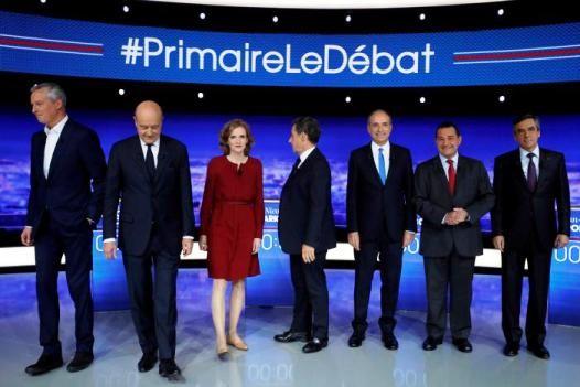 Tujuh capres sayap kanan melakukan perdebatan langsung di televisi - ảnh 1