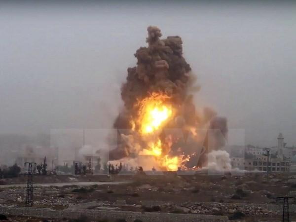 Pertempuran di kota Aleppo mengalami perkembangan yang menegangkan - ảnh 1