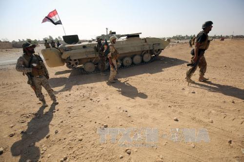 Pasukan-pasukan Irak mendekati kota Mosul sebelah Timur - ảnh 1