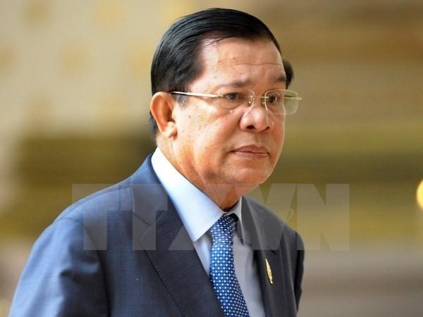 PM Kerajaan Kamboja akan melakukan kunjungan resmi di Vietnam - ảnh 1