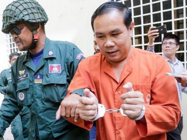 Mempertahankan hukuman terhadap legislator oposisi Kamboja, Um Sam An - ảnh 1
