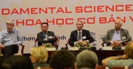 """Pertemuan Vietnam tahun 2017: Lokakarya ilmiah internasional dengan tema: """"Fisika penyedap rasa"""" - ảnh 1"""