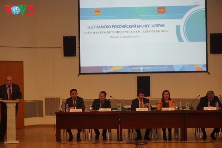 Forum badan usaha Vietnam-Federasi Rusia - ảnh 1