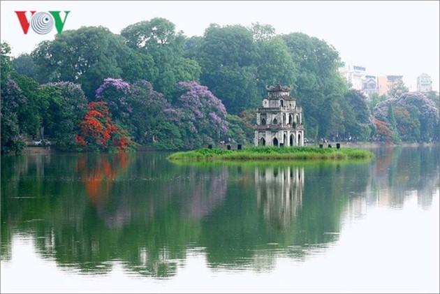 Sepuluh destinasi yang mengesankan di Kota Ha Noi yang seharusnya Anda kunjungi - ảnh 4