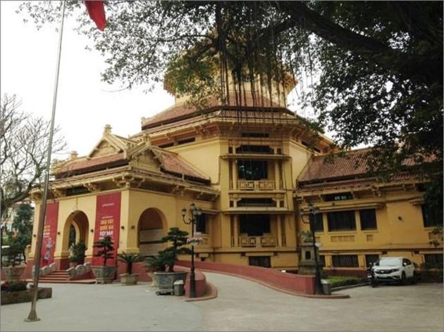 Sepuluh destinasi yang mengesankan di Kota Ha Noi yang seharusnya Anda kunjungi - ảnh 6