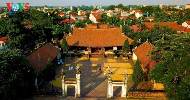 Sepuluh destinasi yang mengesankan di Kota Ha Noi yang seharusnya Anda kunjungi - ảnh 9