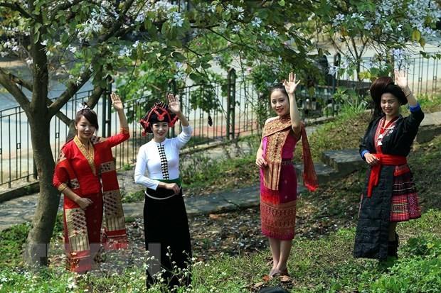 Melestarikan dan mengembangkan nilai budaya dalam komunitas warga etnis minoritas - ảnh 1