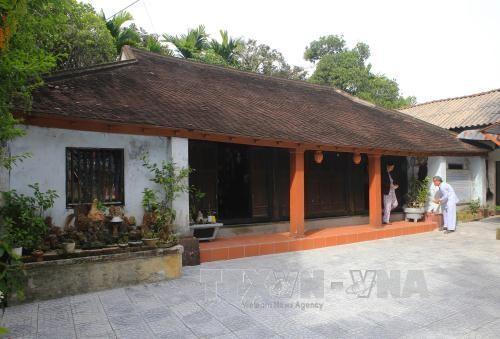 Melestarikan rumah Ruong, menghidupkan ciri dan jiwa lama - ảnh 1